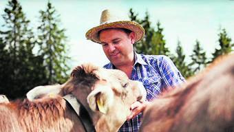 Marcel Dettling (38), Landwirt und SVP-Nationalrat von Oberiberg (SZ).