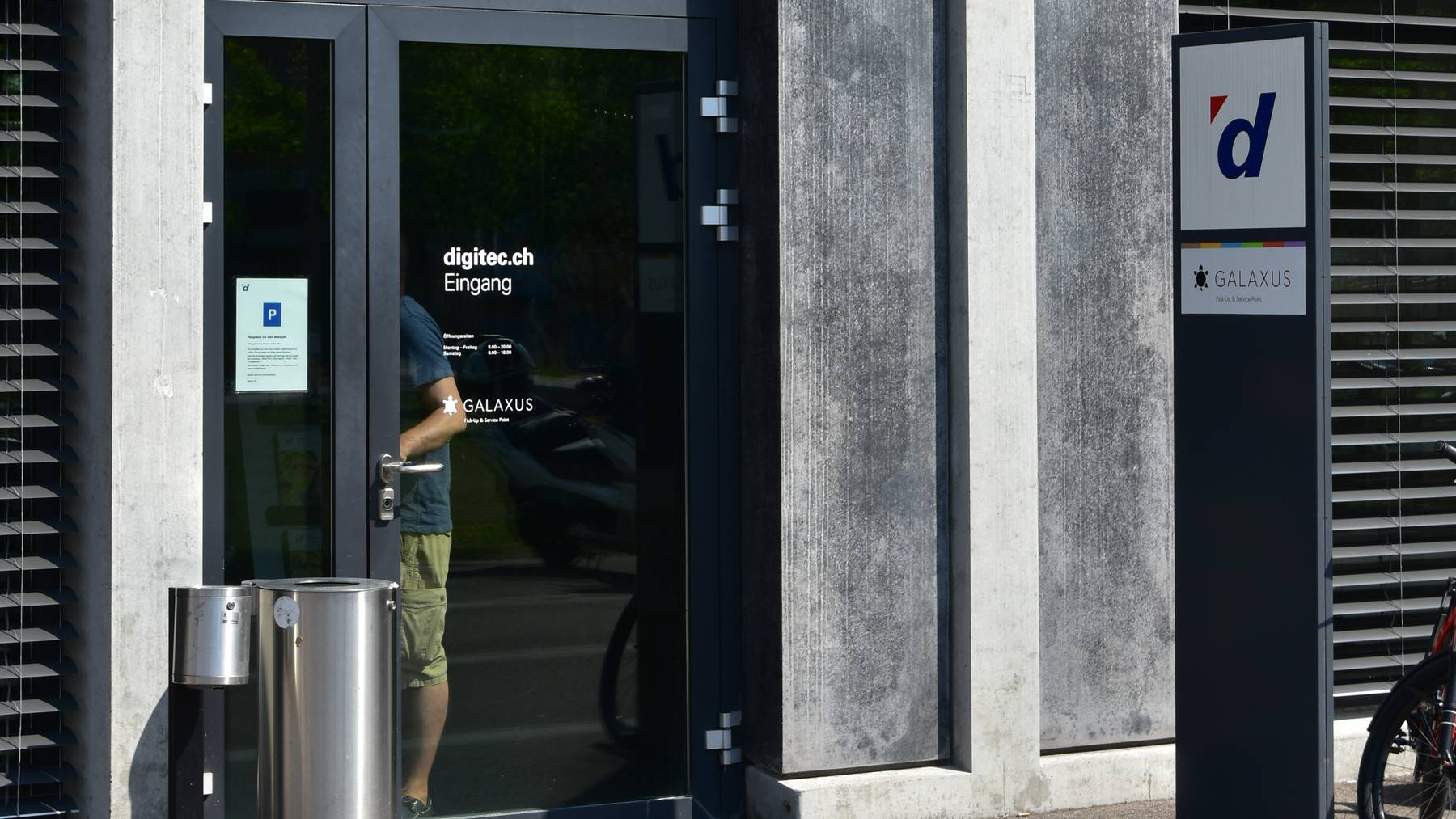 Digitec Galaxus knackt 2019 Umsatzmilliarde