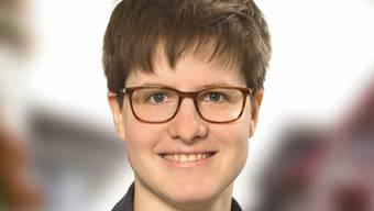 Barbara Geissmann will die arbeitenden Eltern unterstützen.