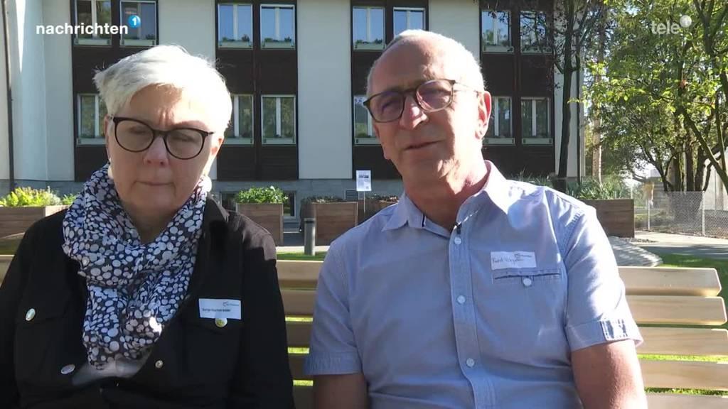 Eröffnung Wohnheim für Demenzkranke in Rickenbach