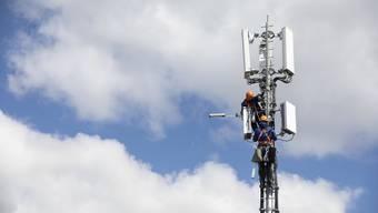 Die 5G-Technologie ist umstritten. Dennoch gibt es im Aargau kein Moratorium.