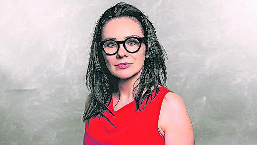 Die polnische Autorin Martyna Bunda begeistert im Literaturhaus.