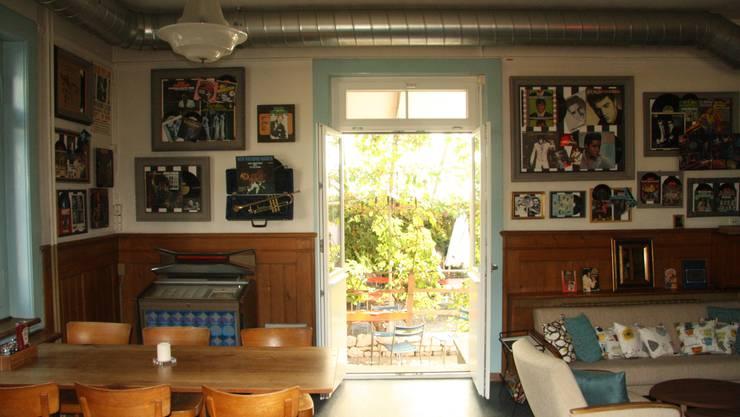 Pintli übernimmt die Führung des Café L'Industrie