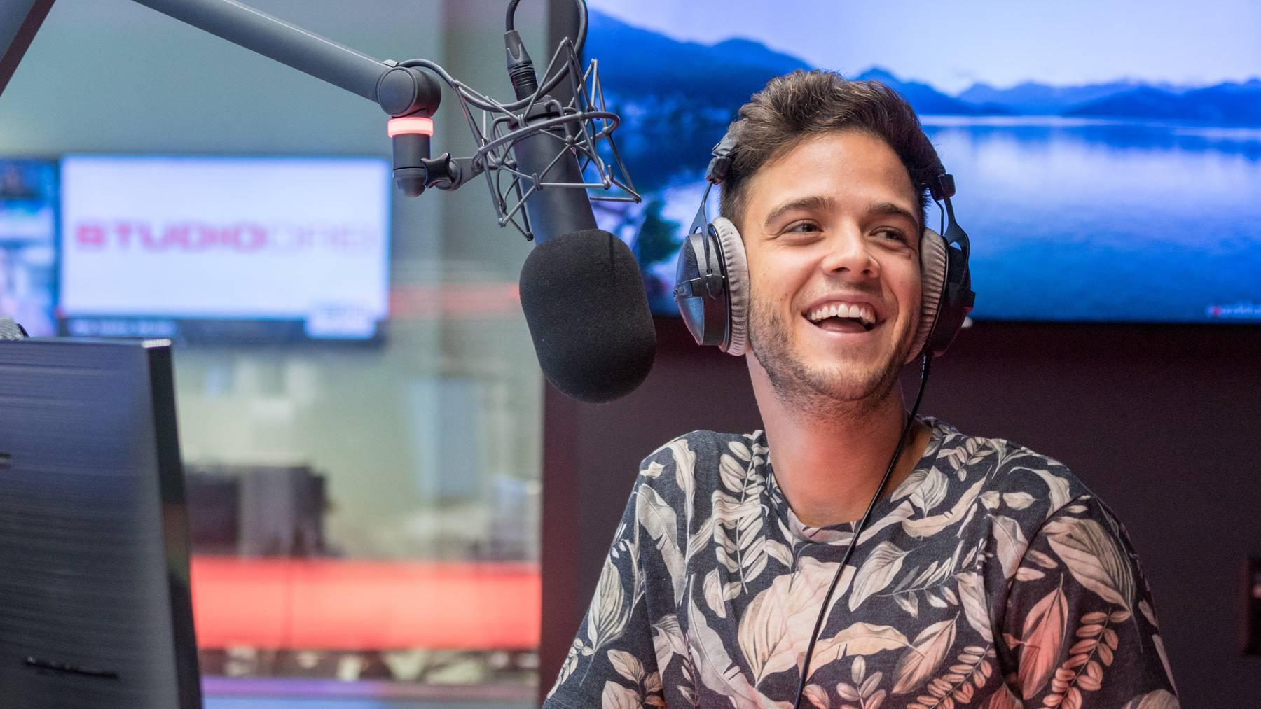Luca Hänni präsentiert neue Single