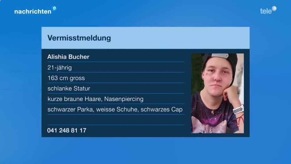 Vermisstmeldung: 21-jährige aus Adligenswil