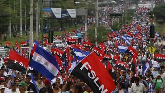 Seit Mitte April kommt es in Nicaragua zu Protesten gegen Präsident Daniel Ortega. Grund sind unter anderem Rentenkürzungen.