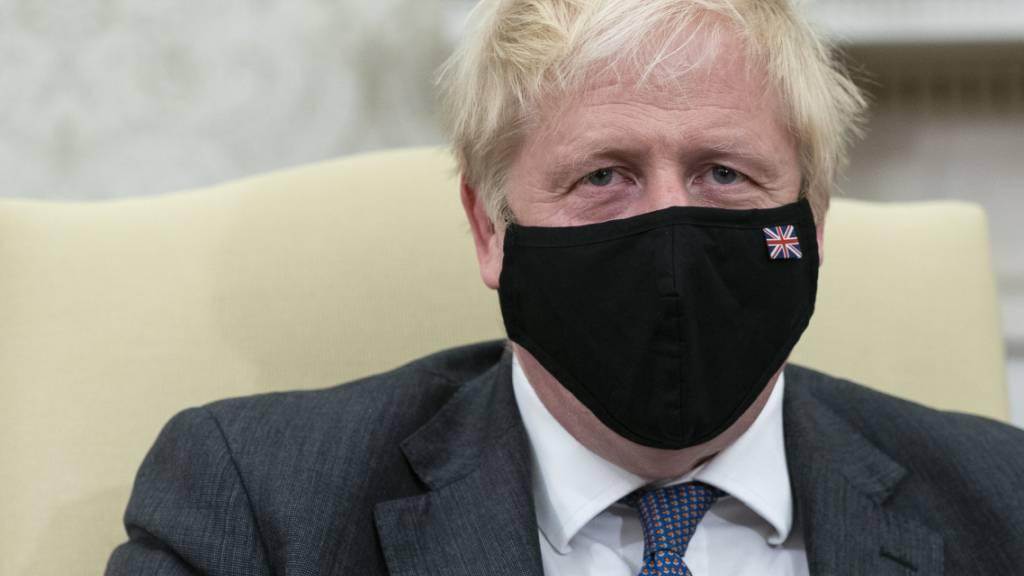 «Kermit der Frosch lag falsch»: Die Klimarede des «Boreas» Johnson