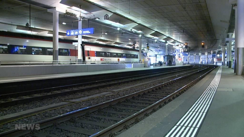 200 Züge pro Tag fallen aus: Politiker kritisieren die SBB