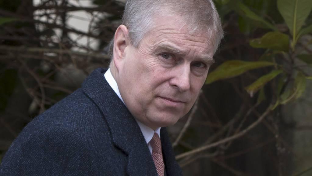 Missbrauchsvorwürfe: Prinz Andrew will Zivilklage anfechten