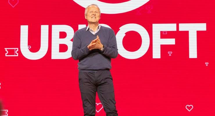 Ubisoft-Chef Yves Guillemot wäscht seine Hände in Unschuld.