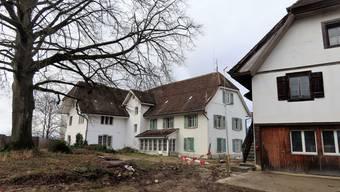 Historische Bauten im Schöngrün