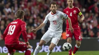 Admir Mehmedi will wieder mehr Tore schiessen.