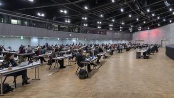 Der Baselbieter Landrat bewilligte das Budget 2021 am Donnerstag einstimmig.