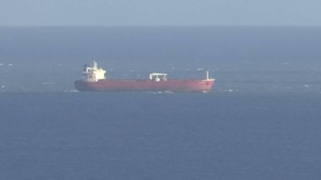 Bericht: Vorfall auf Öltanker laut Anwälten «keine Entführung»