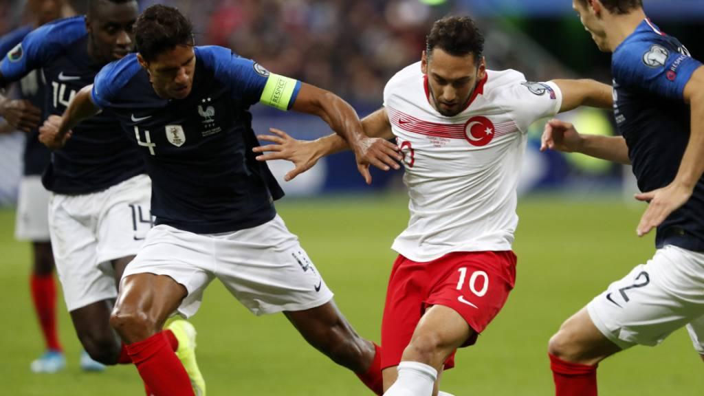 Weltmeister Frankreich noch nicht für EM qualifiziert