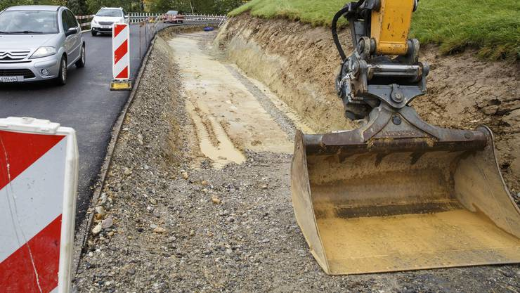 Der VCS kritisiert das kantonale Strassenbauprogramm (Symbolbild)