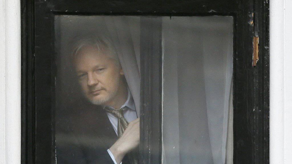 Julien Assanges Feldzug gegen Obama geht weiter: Seine Plattform Wikileaks bietet eine Belohnung für Hinweise, dass die abtretende US-Regierung Daten vernichtet. (Archiv)