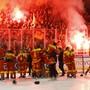 Der HC Sierre steigt in die Swiss League auf