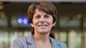 Die neue Stadtpräsidentin Jolanda Urech.