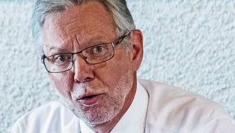 «Wir waren von Beginn weg informiert»: Peter Riebli lobt das Zusammenspiel von Regierung und Parlament in der Krise.
