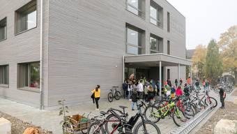 Einweihung Schulhaus Langwies in Bad Zurzach