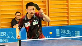 Wichtige Teamstütze: Muttenz' Jia Shun Hu