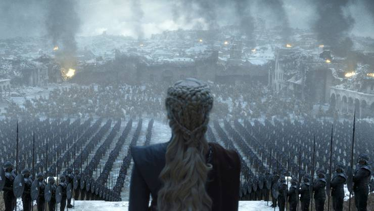 Die letzte Staffel von «Game of Thrones» ist zu Ende.