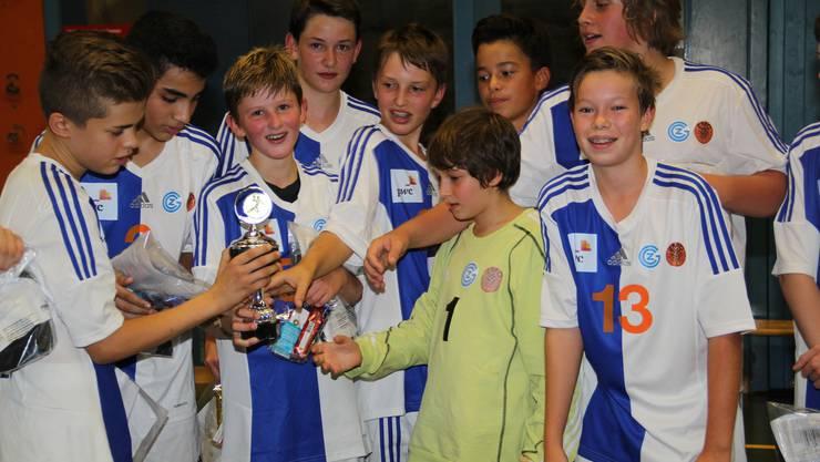 Heat-Gewinner 2013: GC Amicitia Zürich