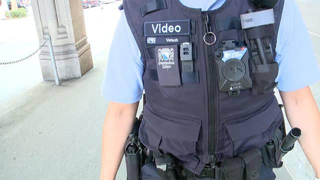 Gewalteskalation in Zürich -  jetzt Bodycams?