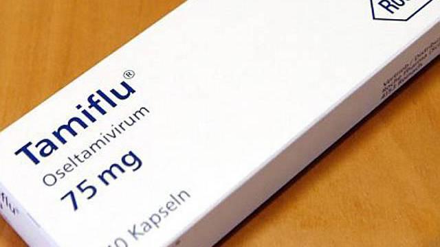 Mehr Umsatz bei Roche dank Tamiflu (Archiv)