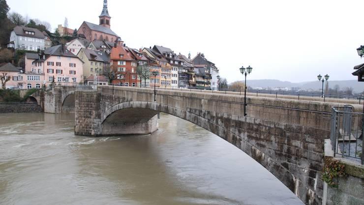 Das Projekt stösst beidseits des Rheins auf Widerstand. (Symbolbild)