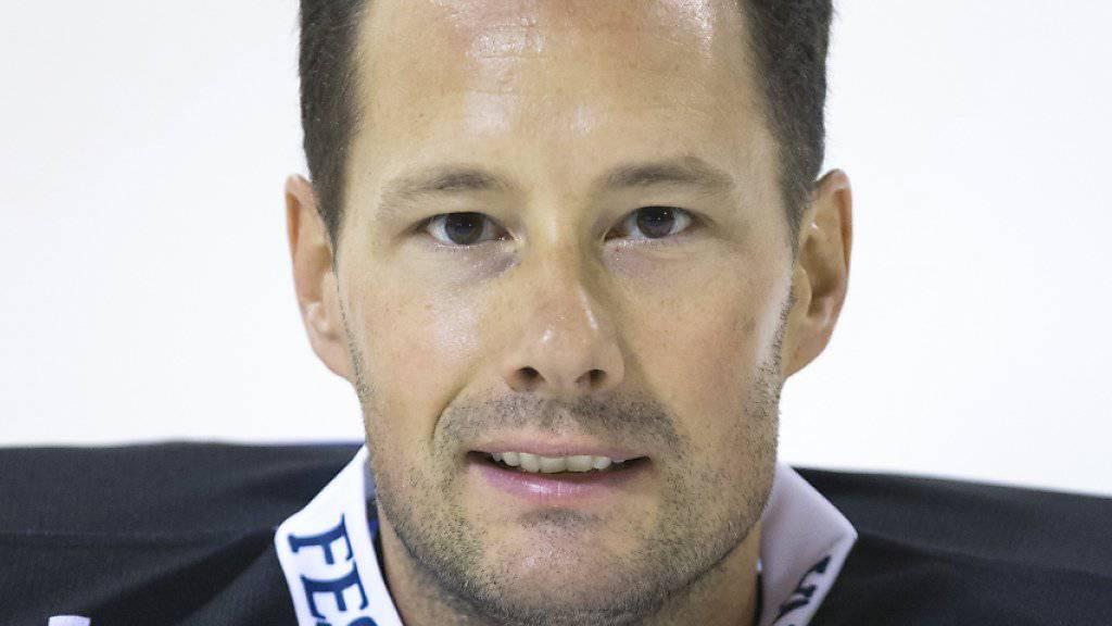 Marco Bührer blickt in eine Zukunft ohne Spitzensport
