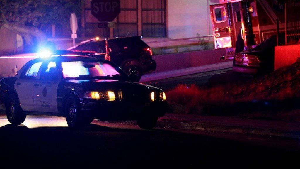 Ein gehörloser Autofahrer wurde im amerikanischen North Carolina von einem Polizisten erschossen, weil er der Aufforderung zum Anhalten nicht gefolgt war. (Symbolbild)