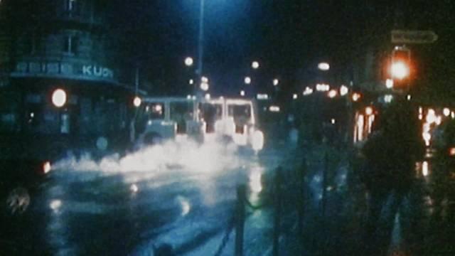 Ausschnitt aus dem Film «Staatenlos»