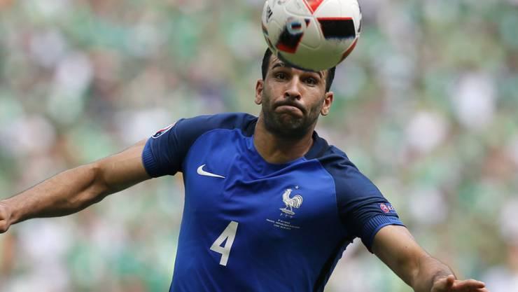 Verteidigt ab der kommenden Saison für Marseille: der französische Internationale Adil Rami