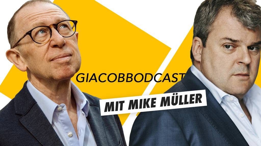 Giacobbodcast mit Mike Müller