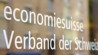 Delikat: Gesponsert wird das Unterrichtsmaterial zur USR III von Economiesuisse. Also just von jenem Verband, der an vorderster Front für ein Ja zur Reform kämpft. (Archivbild)