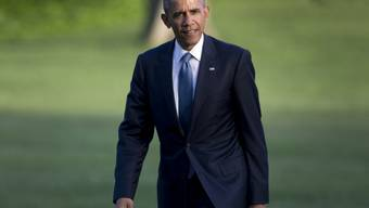 Darf jetzt offiziell twittern: US-Präsident Barack Obama (Archiv)