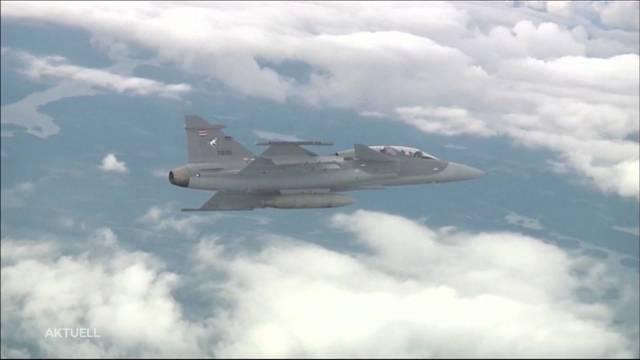 8 Milliarden Franken für neue Kampfjets