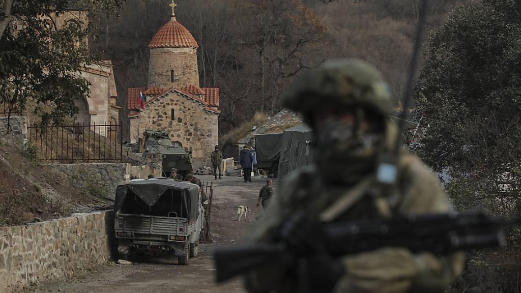 Verletzte bei Schiesserei in Konfliktregion Berg-Karabach