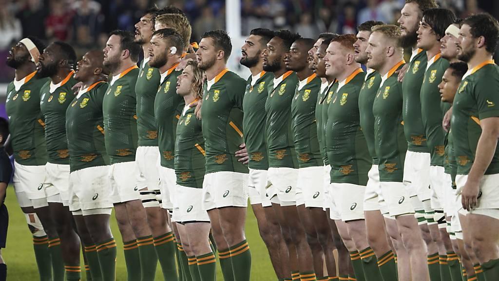 Die «Springboks» wollen Südafrika den Weg zeigen