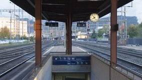 Beim Bahnhof Hägendorf ist ein Lift vorgesehen.