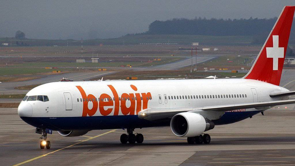 Keine Hoffnung mehr: Die Schweizer Fluggesellschaft Belair wird trotz eines Angebots von Investoren liquidiert. (Archivbild)