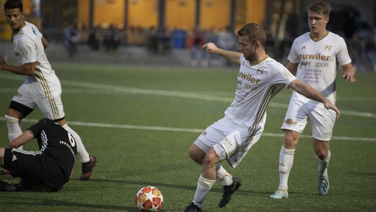 Dank Eagles-Rückzug: Der FC Muri startet als Tabellenführer in die Rückrunde.
