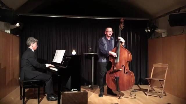 Liederabend im Stadtkeller in Dietikon mit Philipp Galizia und Alois Bürger am Freitag, 19. Januar 2018