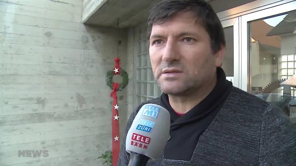 Cousin des Fahrers steht nach Horrorunfall in Aarburg unter Schock