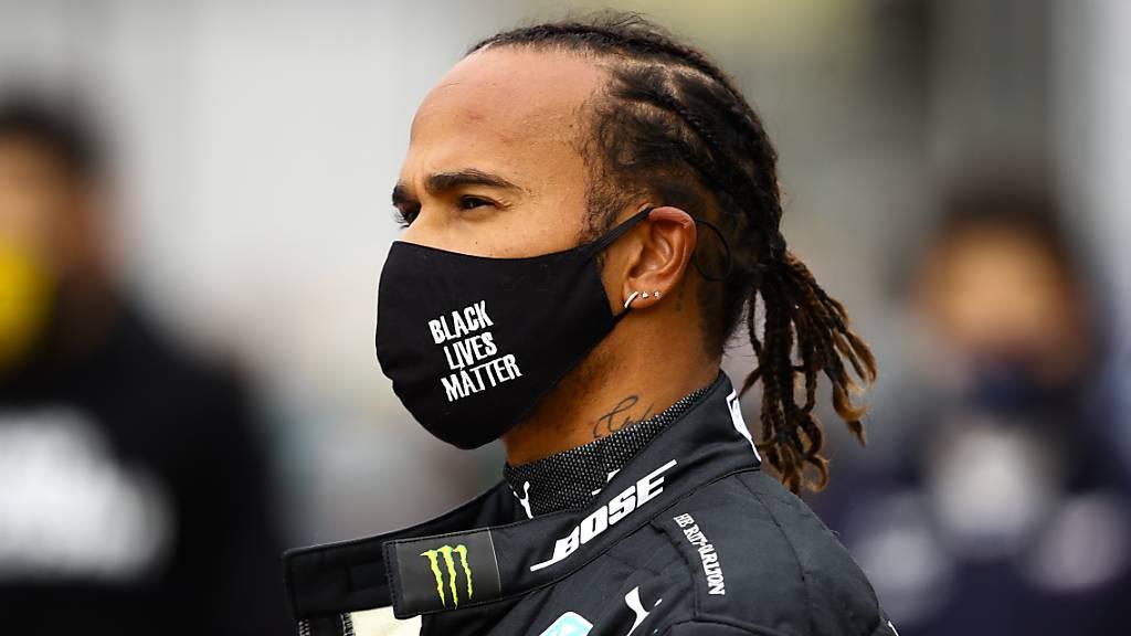 91. Sieg - Hamilton auf einer Stufe mit Michael Schumacher