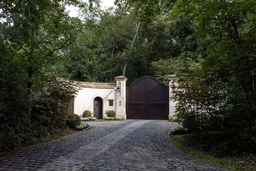 Schumachers Anwesen in Gland, Schweiz (© Keystone)