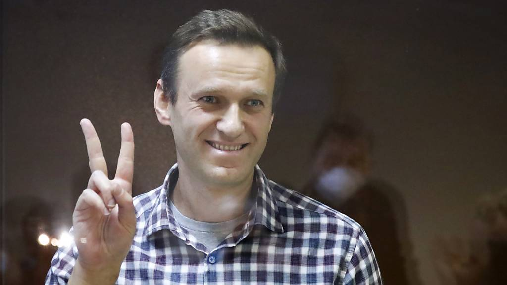 Moskauer Gericht prüft Bewährungsstrafe gegen Nawalny
