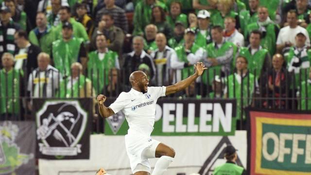 Etoundi traf zum 1:0 für den FCZ, zum Sieg reichte es aber nicht